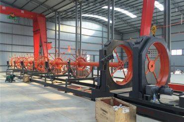 cnc болат дәнекерлеу дәнекерлеу машинасы болат шойын дәнекерлеуші құрылыс үшін пайдаланылады