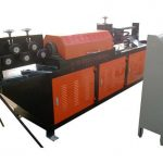 автоматты гидравликалық сымды түзету және кесу машинасы